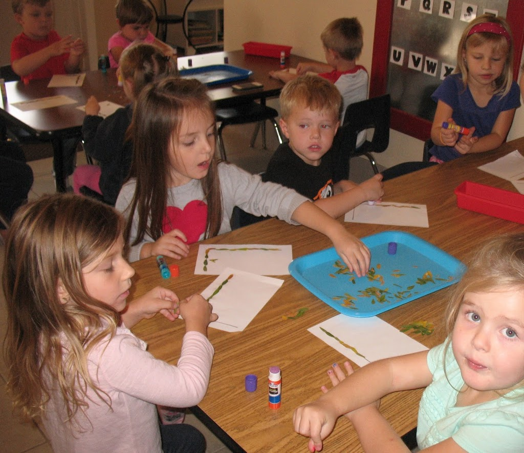3 Year Old Class Afternoon – Mapleton