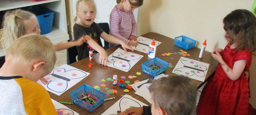 Pre-Kindergarten Morning – Mapleton