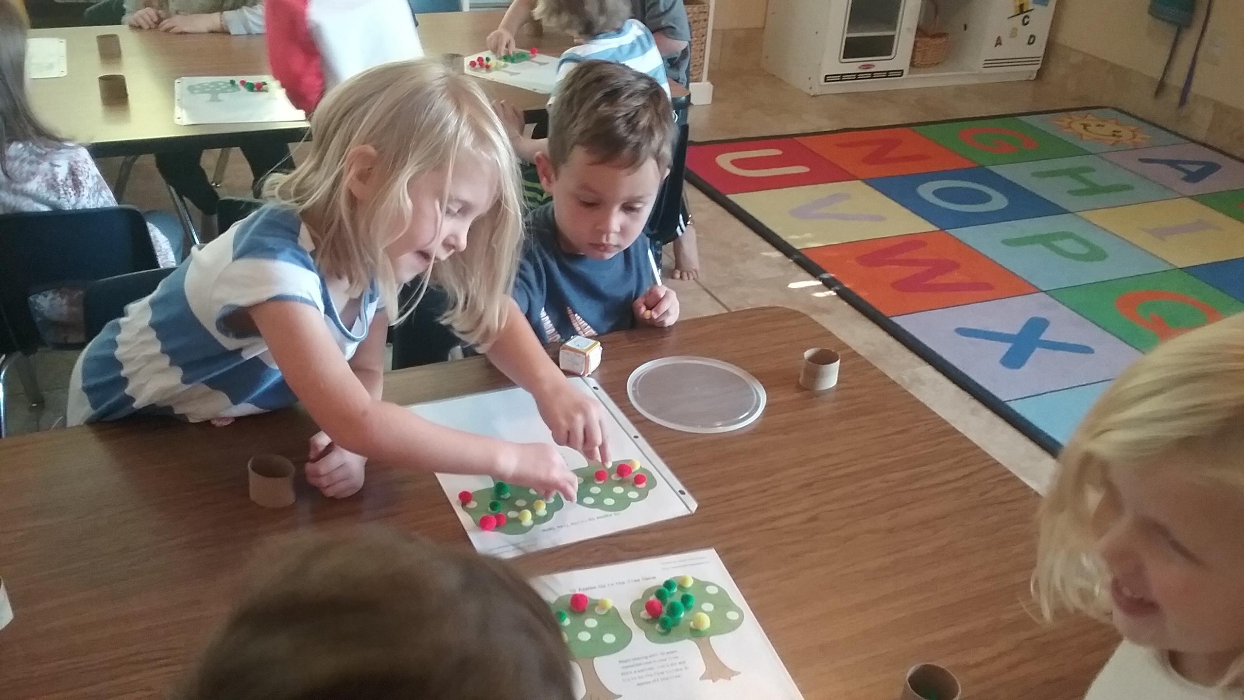 Pre-Kindergarten Afternoon – Mapleton