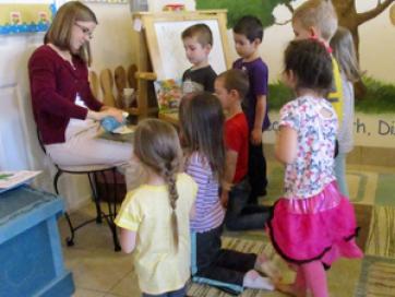 Spanish Immersion Pre-Kindergarten